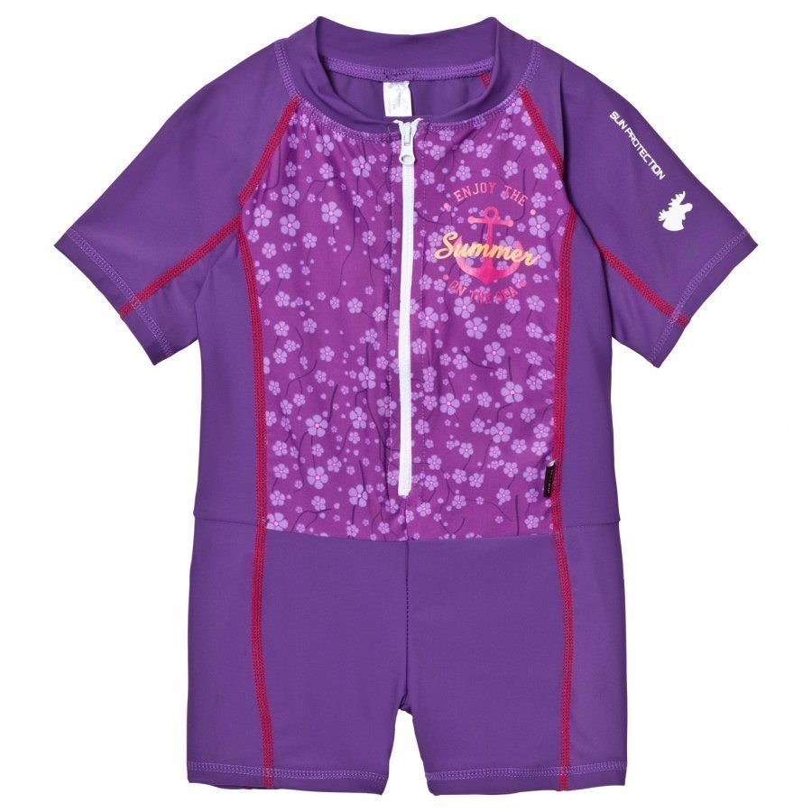 Lindberg Joy Suit Lilac Aurinkopuku