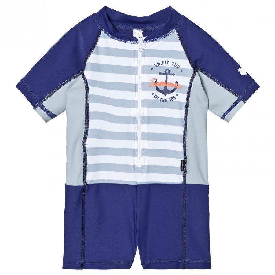 Lindberg Joy Suit Navy Aurinkopuku