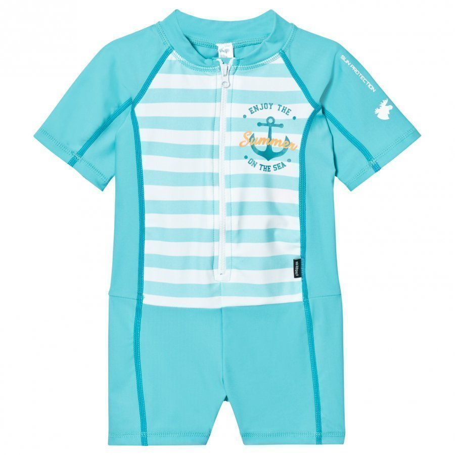 Lindberg Joy Suit Turquoise Aurinkopuku