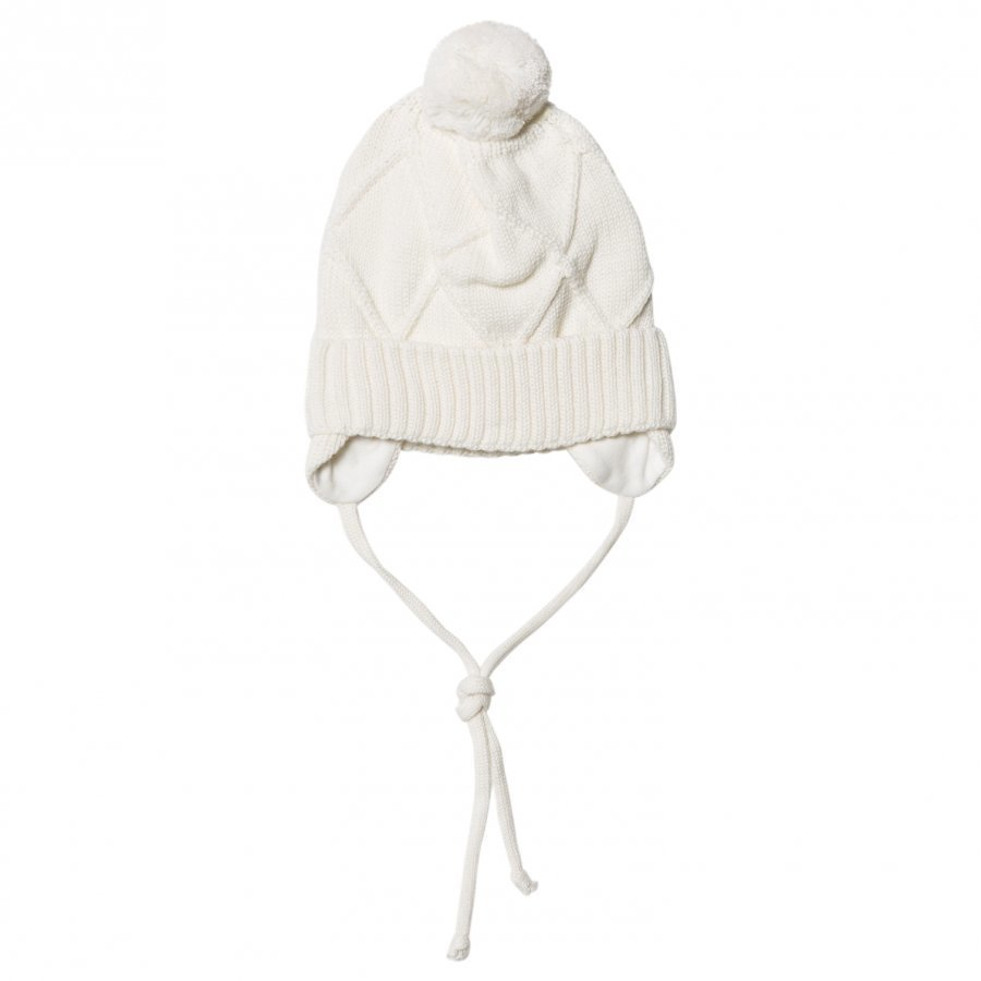 Lindberg Kenner Baby Hat White Pipo