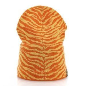 Lindberg Nåda Long Hat Talvipipo Oranssi