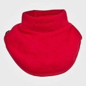 Lindberg Neck Warmer Fleece Red Huivi
