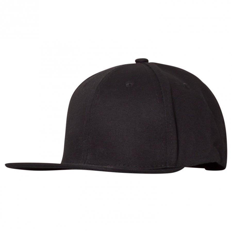 Lindberg Oakland Cap Black Lippis