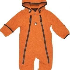 Lindberg Overall Baby Bormio Orange