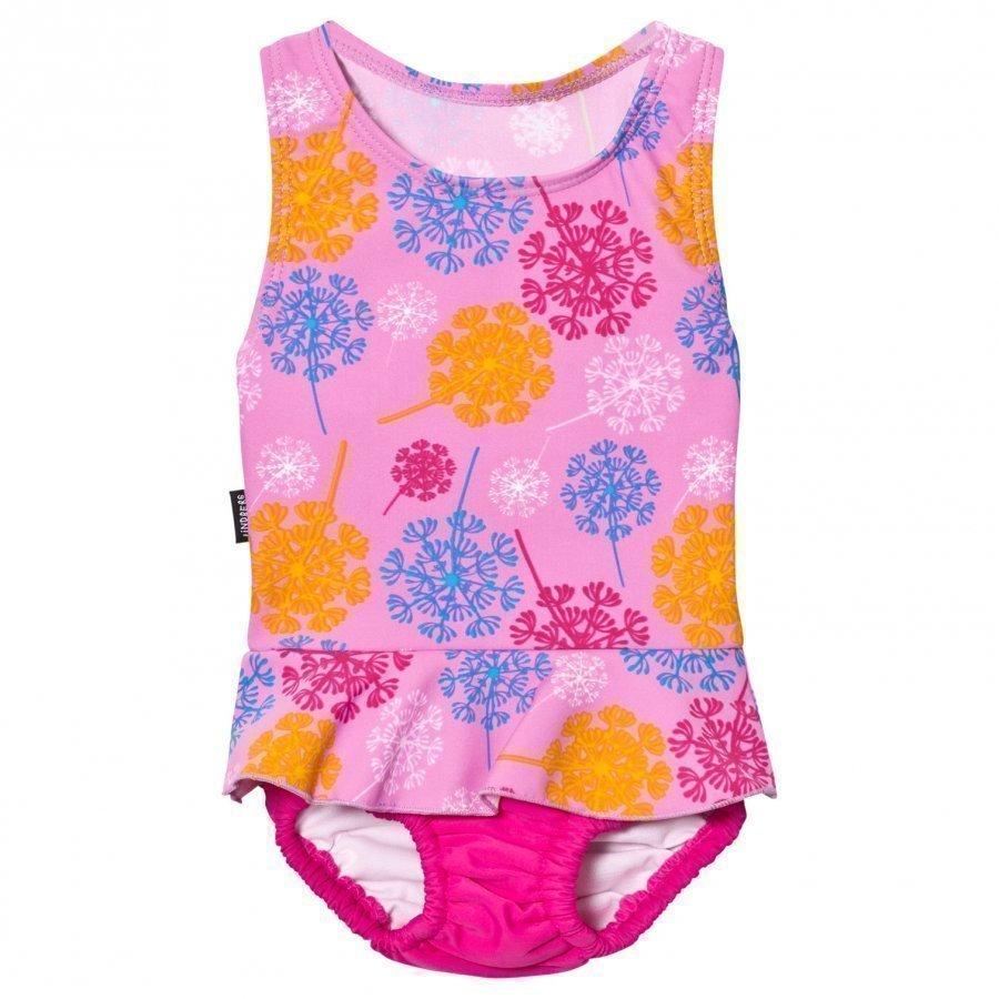 Lindberg Rosa Swimsuit Diaper Pink Uimapuku