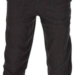 Lindberg Sävar Fleece Pants Fleecehousut Musta