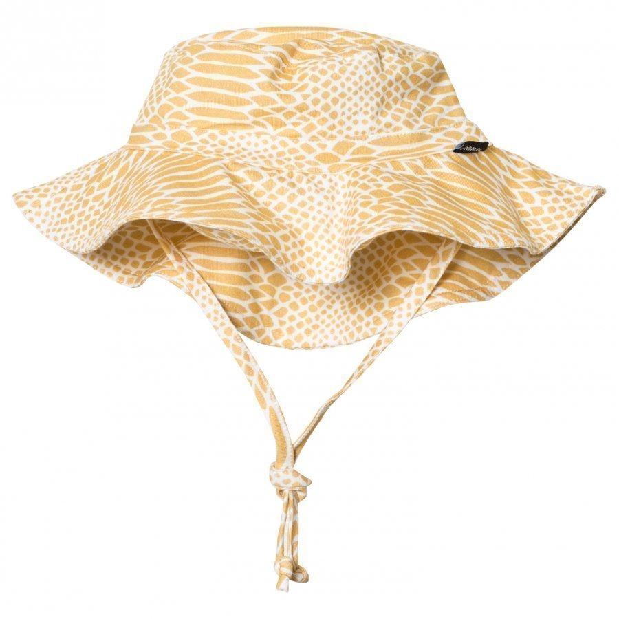 Lindberg Skanvik Hat Yellow Aurinkohattu