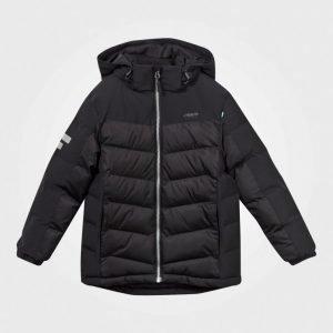 Lindberg Stoneham Jacket Black Toppatakki