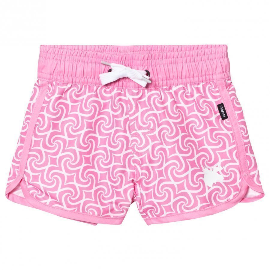 Lindberg Tulum Beach Shorts Pink Uimashortsit