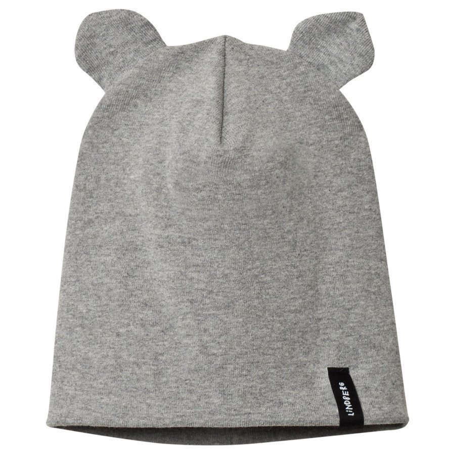 Lindberg Tun Baby Hat Grey Melange Pipo