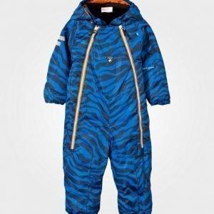 Lindberg Wengen Baby Snowsuit Blue Toppahaalari