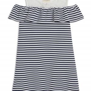 Lindex Cold Shoulder Mekko Sininen