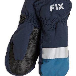 Lindex Fix Lasketteluhanskat Musta