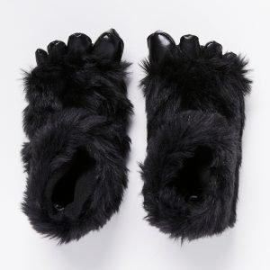 Lindex Gorillatossut Musta