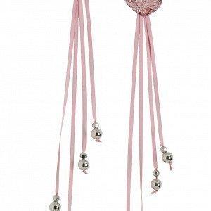 Lindex Hiuslenkit Vaaleanpunainen 2 Kpl