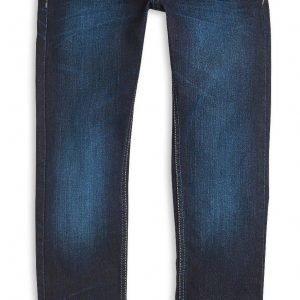 Lindex Kapeat Farkut Sininen