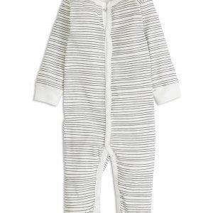 Lindex Kuvioitu Pyjama Harmaa
