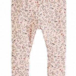 Lindex Kuviolliset Leggingsit Vaaleanpunainen