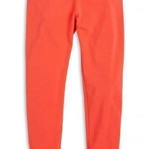 Lindex Leggingsit Oranssi