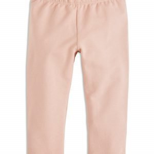 Lindex Leggingsit Vaaleanpunainen