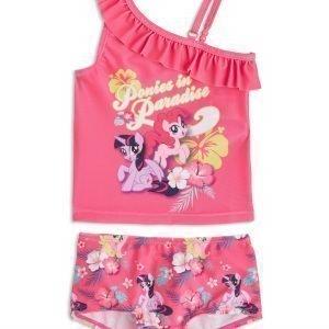 Lindex My Little Pony Bikinit Vaaleanpunainen