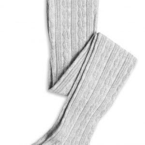 Lindex Palmikkosukkahousut Harmaa