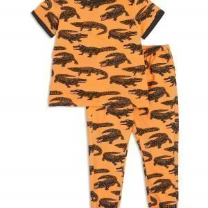 Lindex Pyjama Oranssi