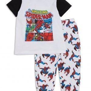 Lindex Pyjama Valkoinen
