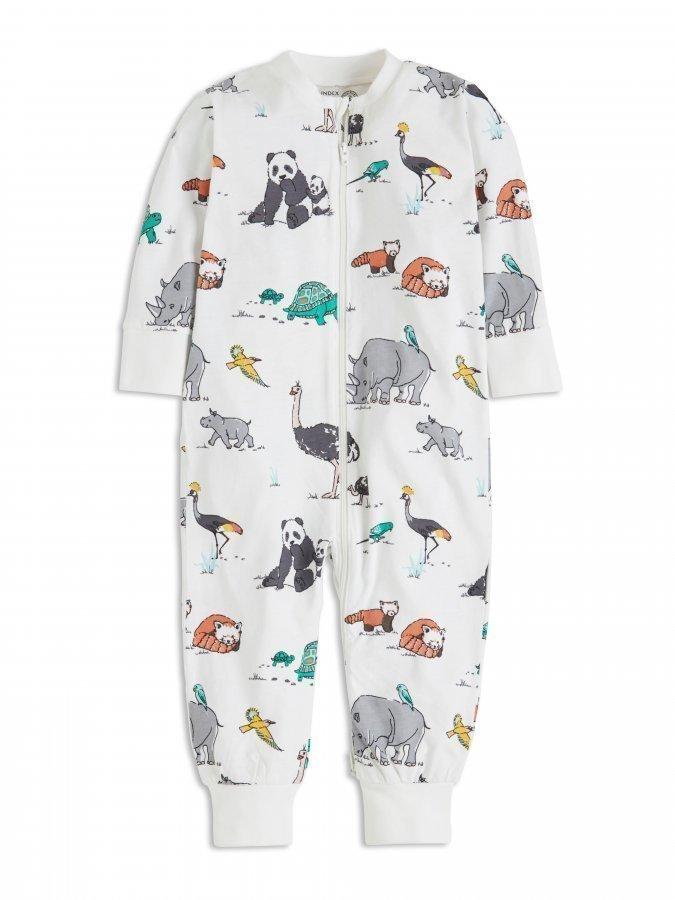01fd8d8bf4 Lindex Pyjama Valkoinen - Lastentarvikekauppa.fi