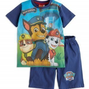 Lindex Ryhmä Hau Pyjama Sininen