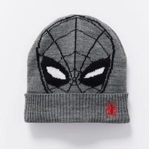 Lindex Spider Man Pipo Harmaa