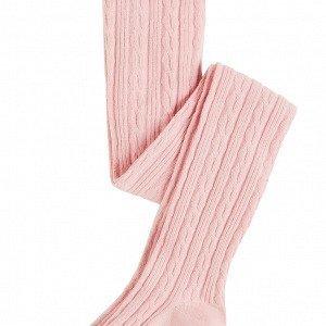 Lindex Sukkahousut Vaaleanpunainen