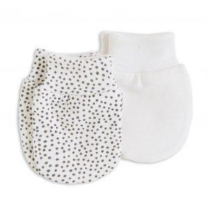 Lindex Vauvan Suojalapaset Valkoinen 2-Pakkaus