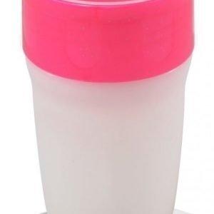 Litecup Läikkymätön muki valolla Little 220 ml Glitter Pink