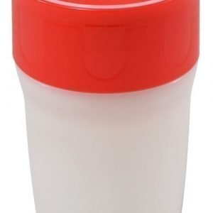 Litecup Läikkymätön muki valolla Little 250 ml Royal Red