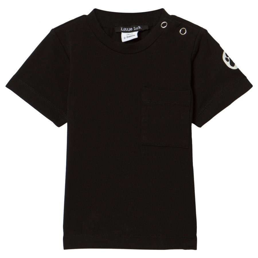 Little Luwi Black T-Shirt T-Paita