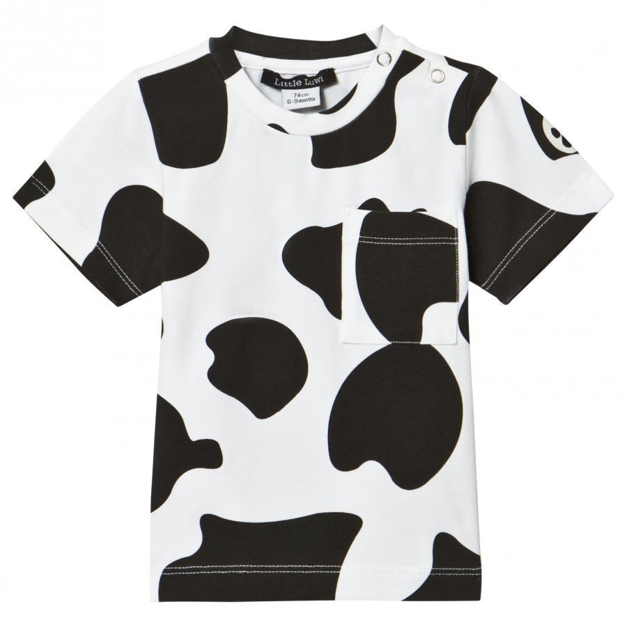 Little Luwi Cow T-Shirt T-Paita