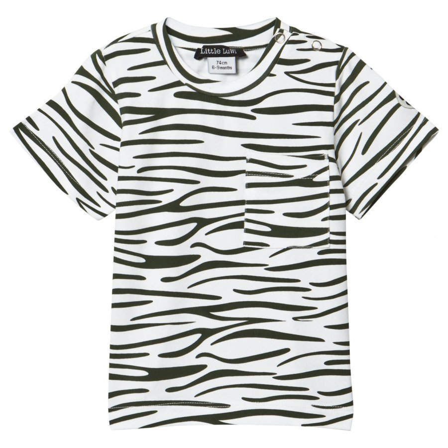 Little Luwi Tiger T-Shirt T-Paita