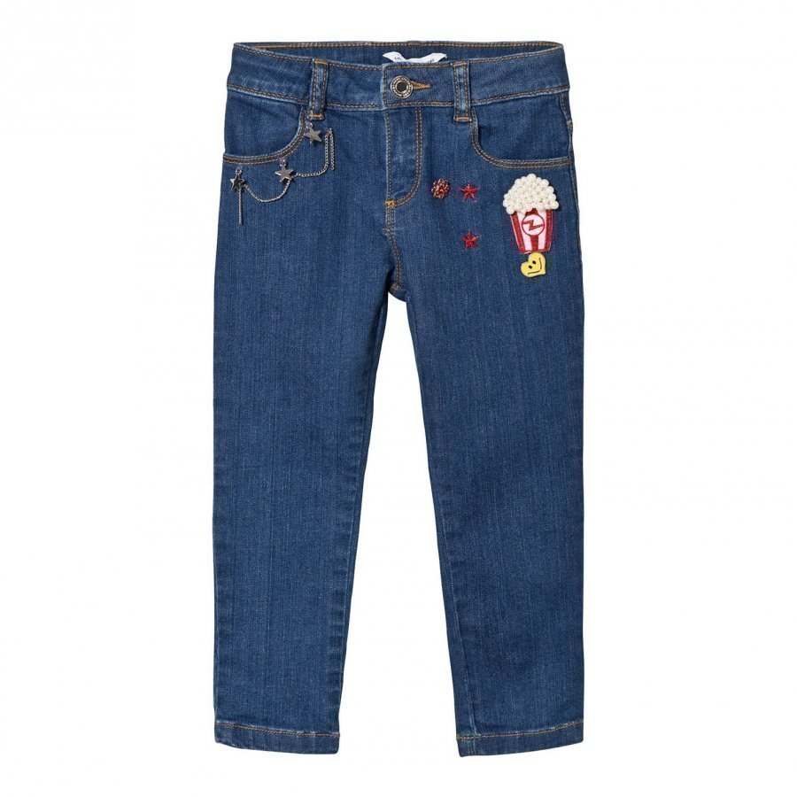 Little Marc Jacobs Blue Charm Jeans Farkut
