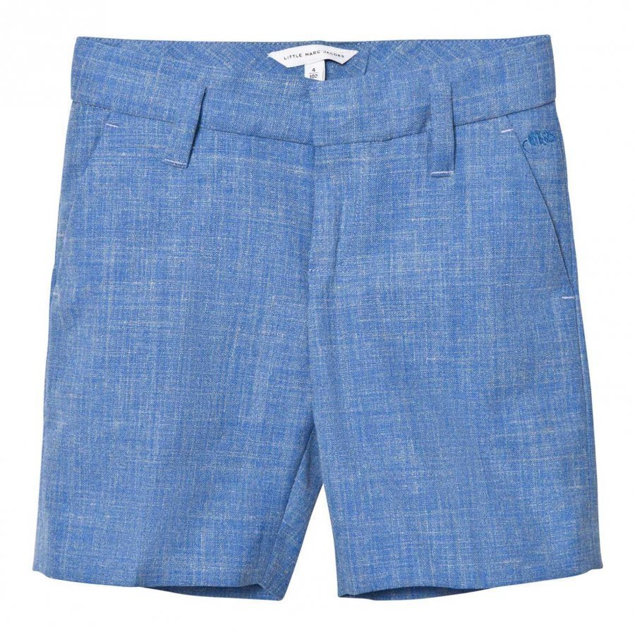 Little Marc Jacobs Blue Suit Shorts Juhlashortsit