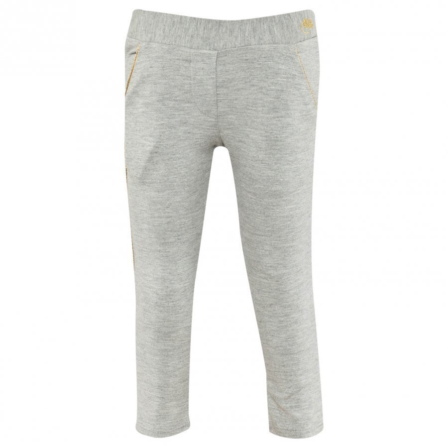 Little Marc Jacobs Pantalon Gris Chine Housut