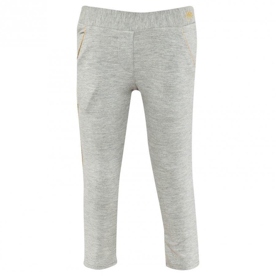 Little Marc Jacobs Pantalon Gris Chine Housut