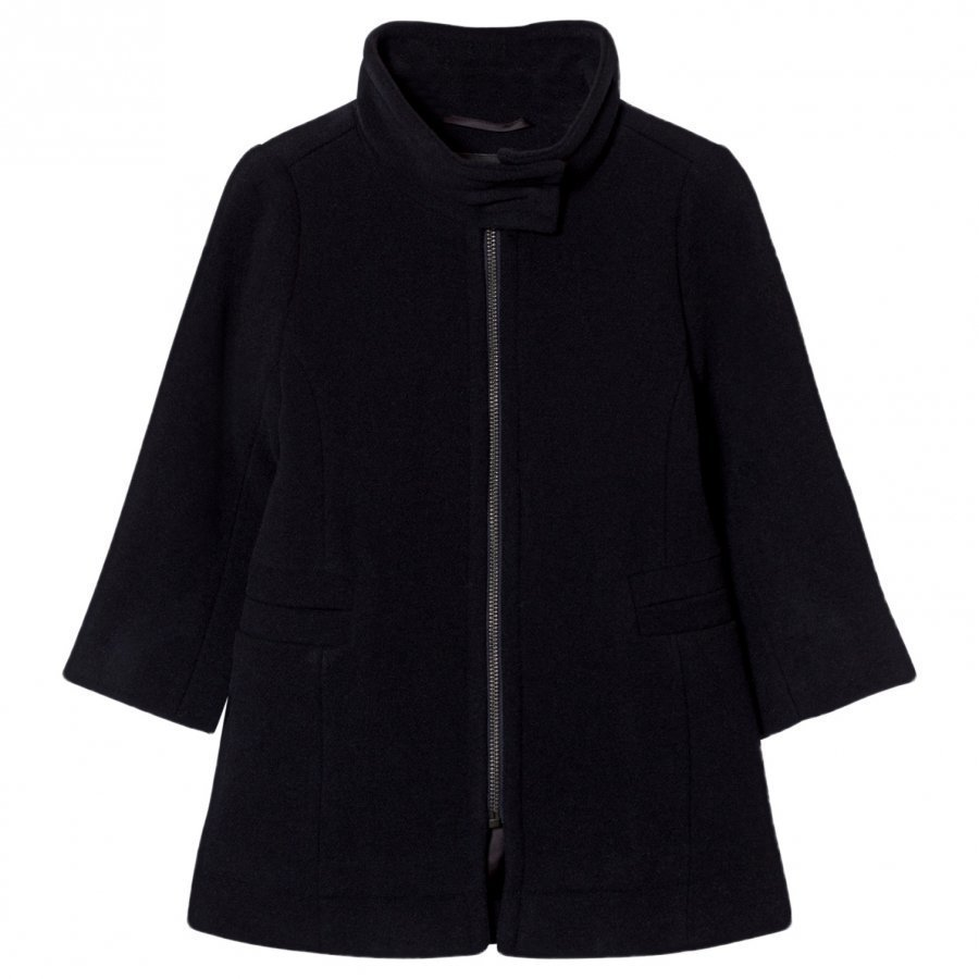 Little Remix Bia Donna Coat Dark Blue Duffelitakki