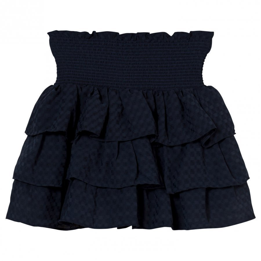 Little Remix Enigma Mini Skirt Navy Lyhyt Hame