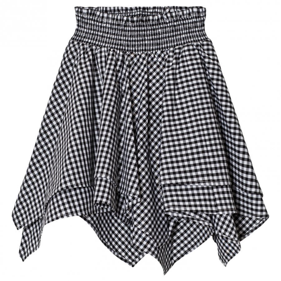 Little Remix Jr Amy Skirt Black/White Midihame