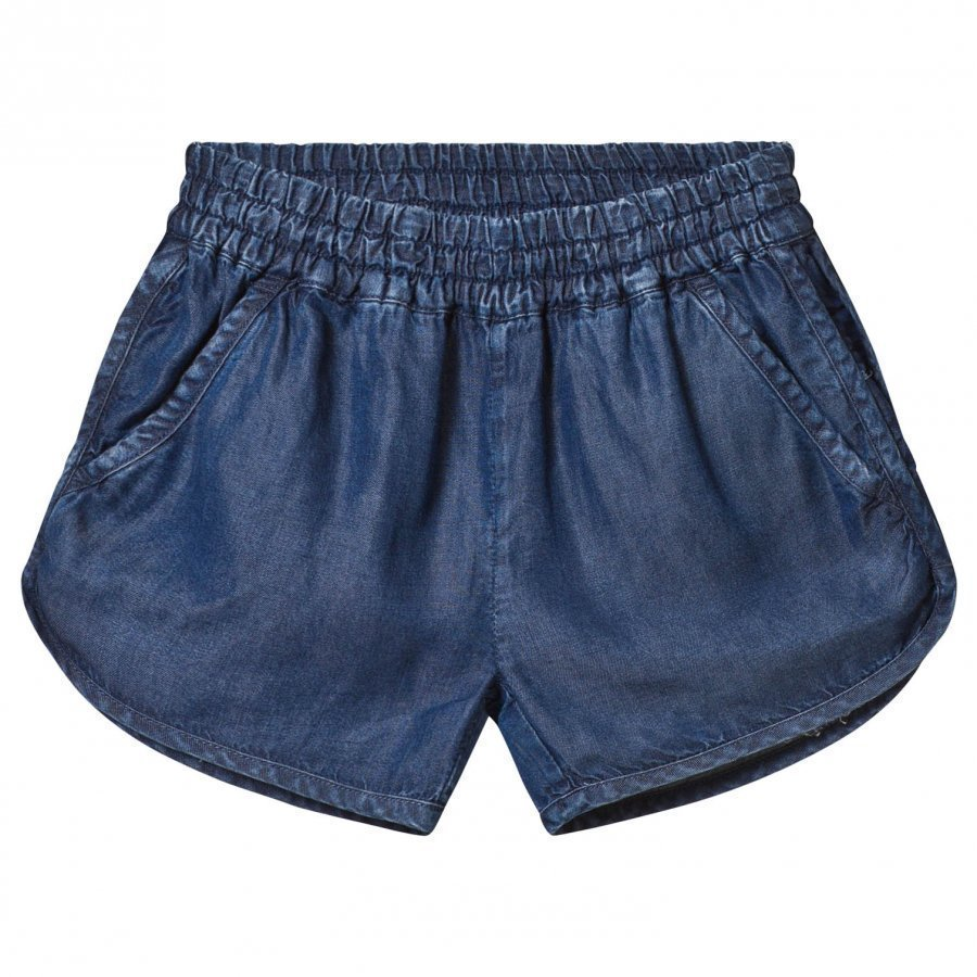 Little Remix Jr Gwen Shorts Medium Denim Farkkushortsit