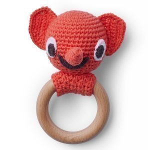Littlephant Crochet Helistin Punainen