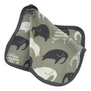 Littlephant Elephant Baby Comforter Peite Harmaa / Harmaa