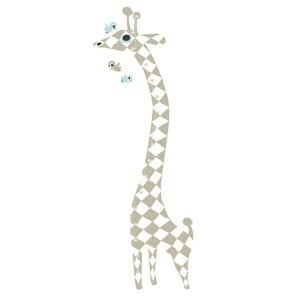 Littlephant Giraffe Seinätarra Harlequin