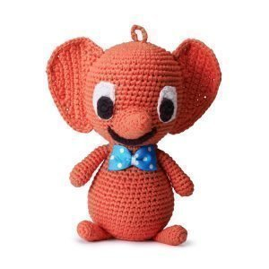 Littlephant Melody Soft Lelu Punainen
